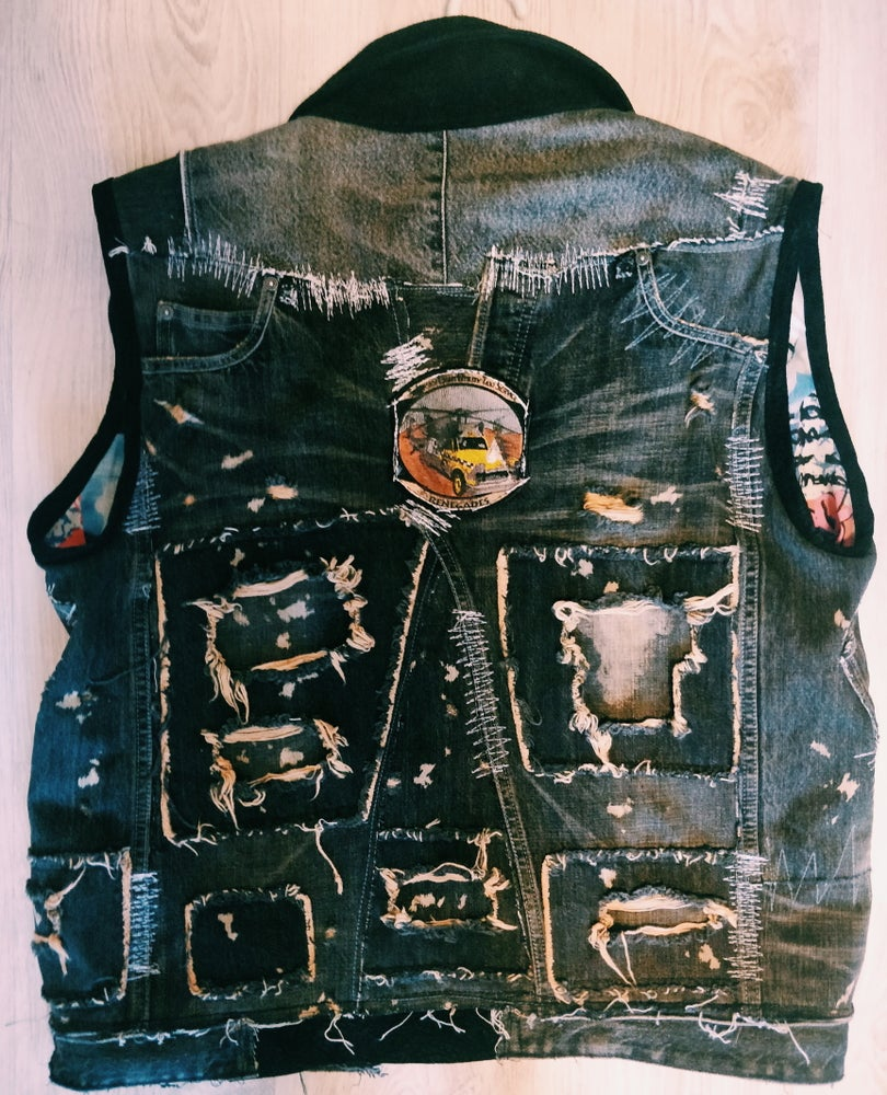 Image of Jeansda vest
