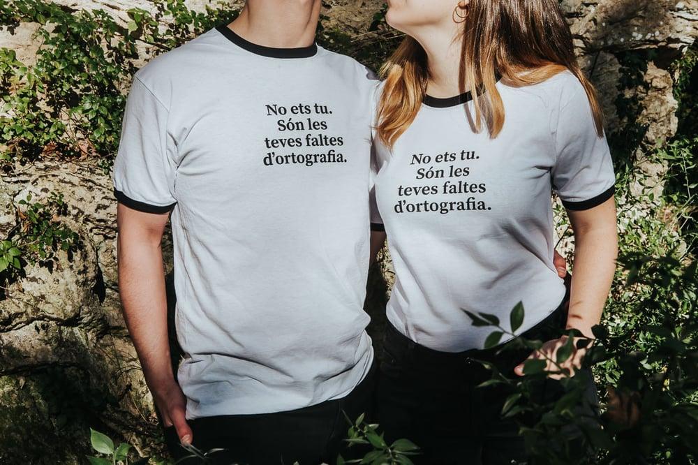 Image of Samarreta unisex - ORTOGRAFIA