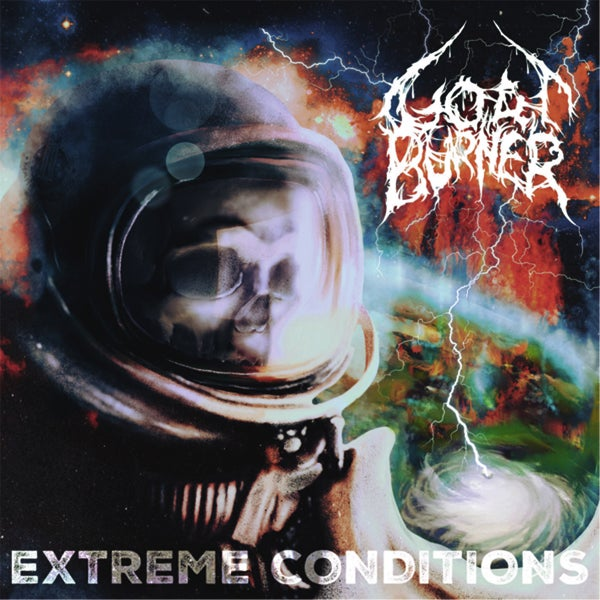 "Image of Goatburner ""Extreme Conditions"" - Black LP"