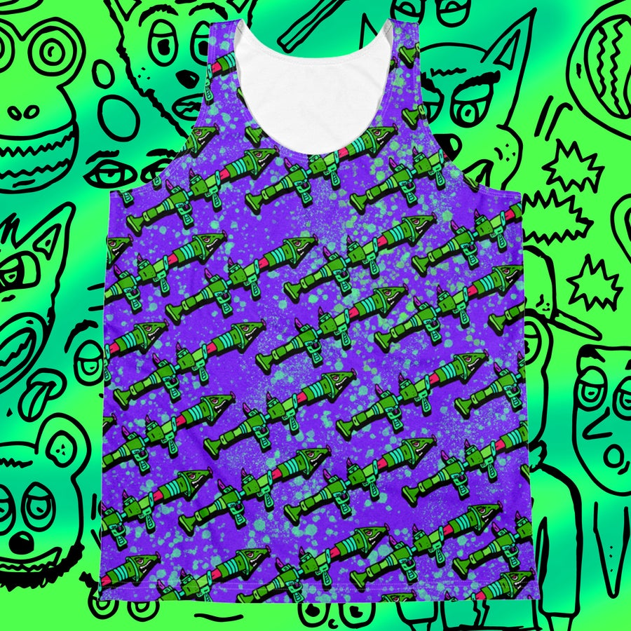 Image of Rocket Launcher Tank Top
