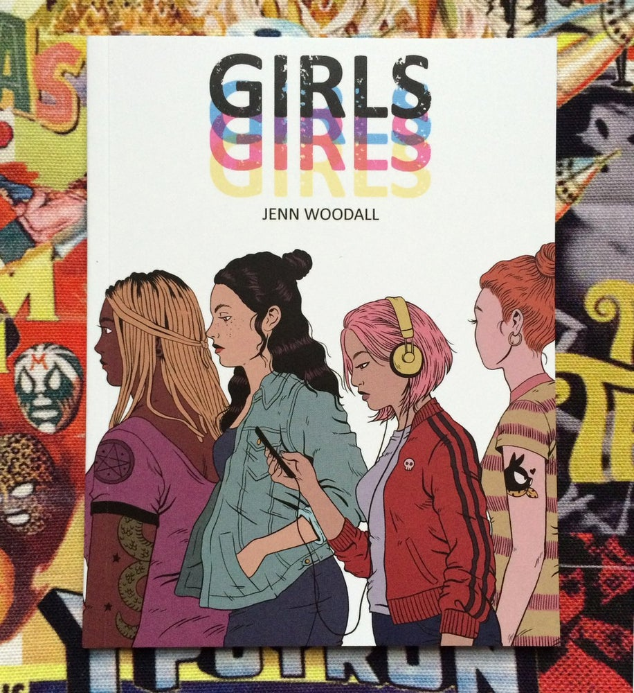 Image of GIRLS zine