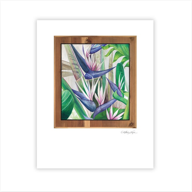 Image of Giant Birds of Paradise, Archival Paper Print