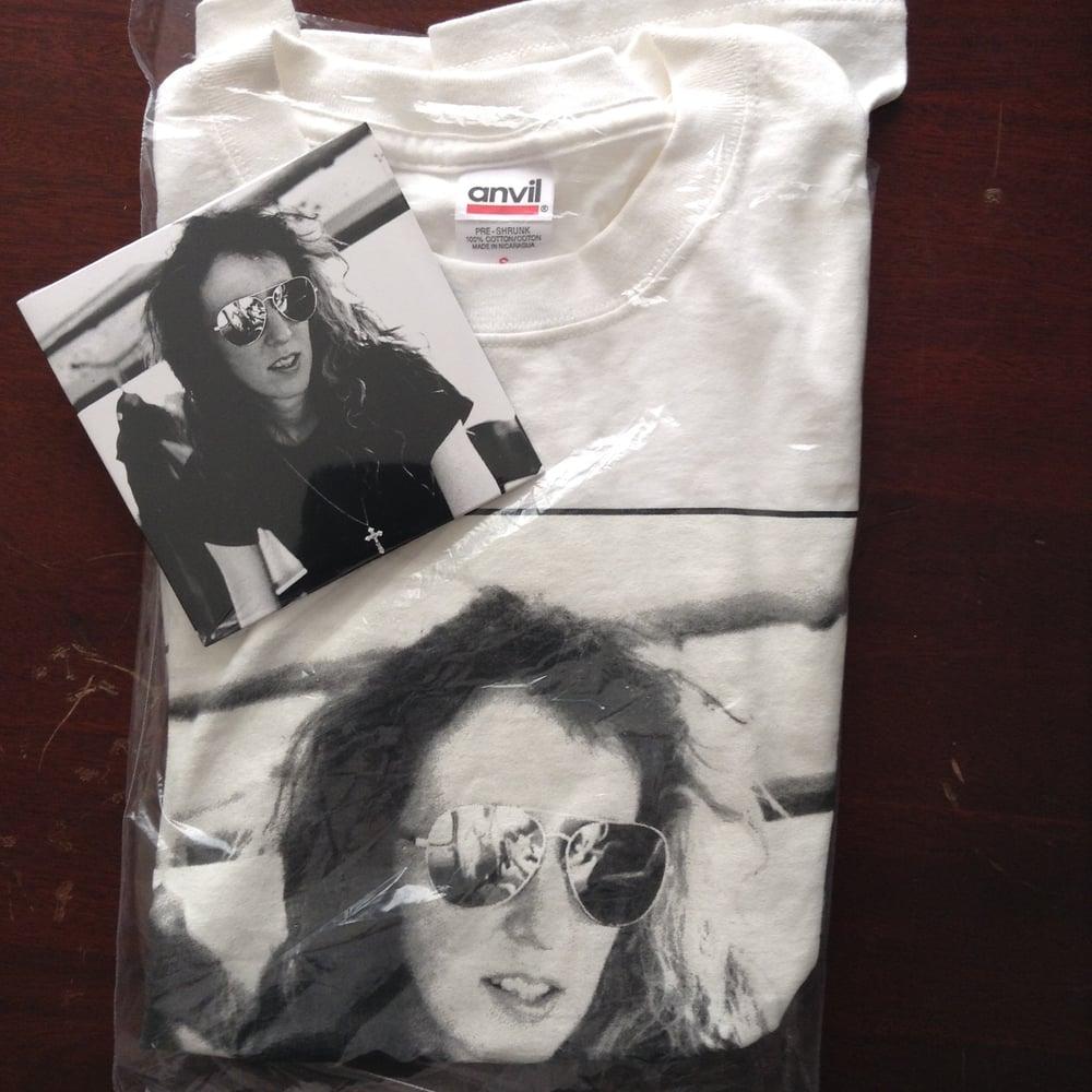 Image of Christine CD and T-shirt combo