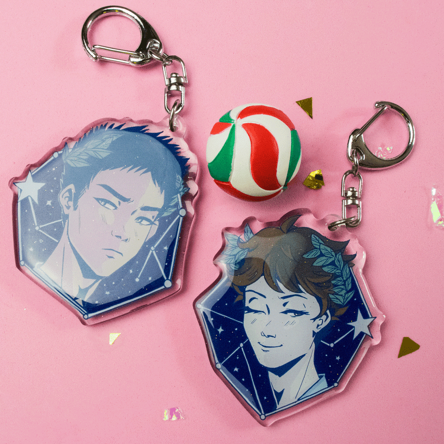 Image of Iwaoi Space Charms