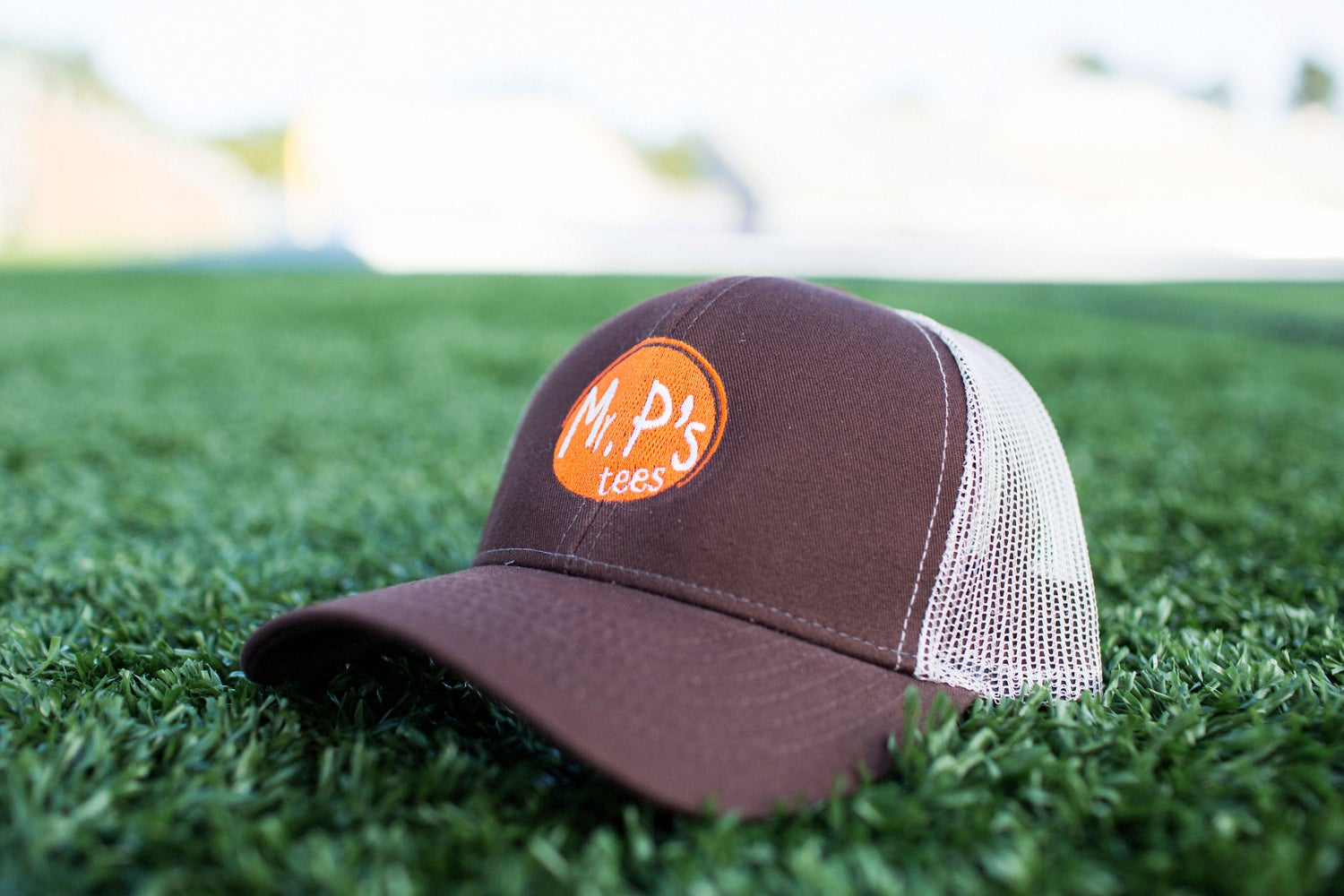 Image of Mr P's Fall Logo Hats