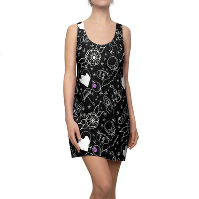 Image of Spooky & Cute Racerback Dress