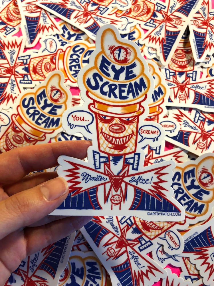 Image of Sticker Buffet (Select 3 Designs)