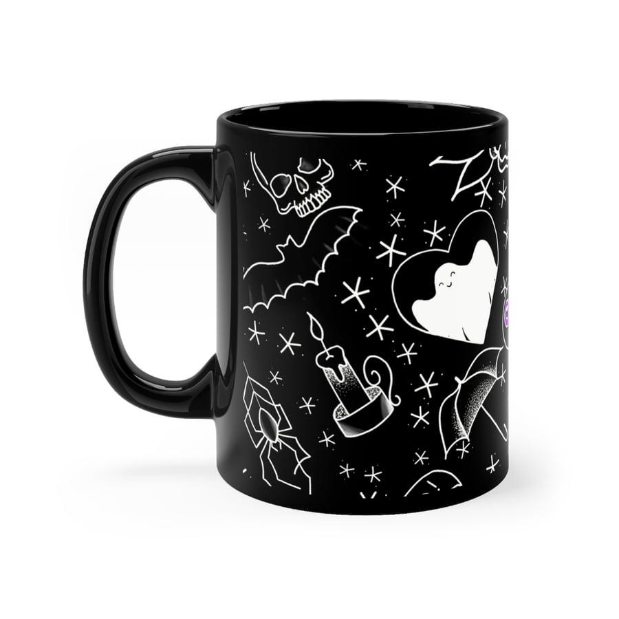 Image of Spooky & Cute Mug