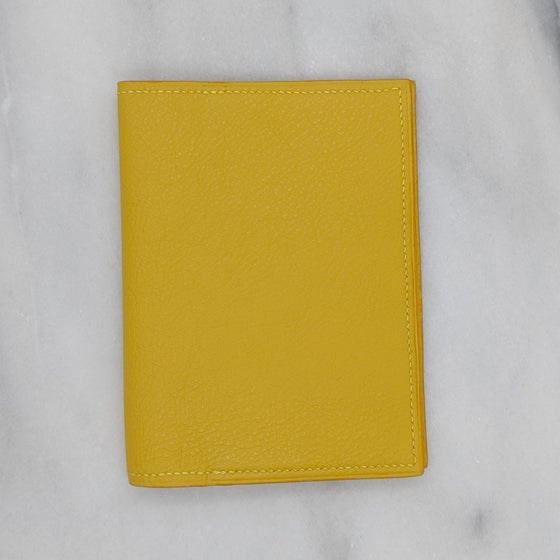Image of PASSPORT Wallet – Yellow