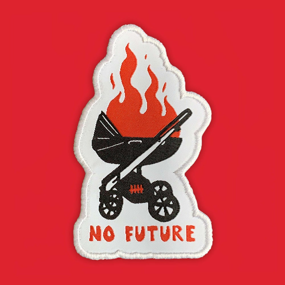 Image of 'No Future' Patch