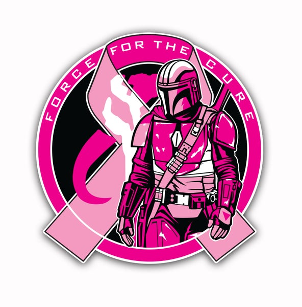 Image of Force For The Cure: Mercenary Patch