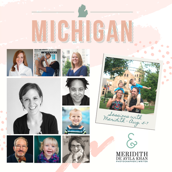 Image of Michigan Portrait Sessions