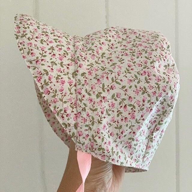 Image of LK floral bonnet