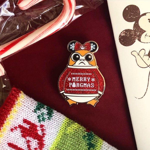 Image of Merry Porgmas Pin
