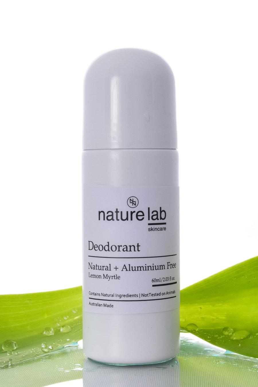 Image of Deodorant - Aluminium Free
