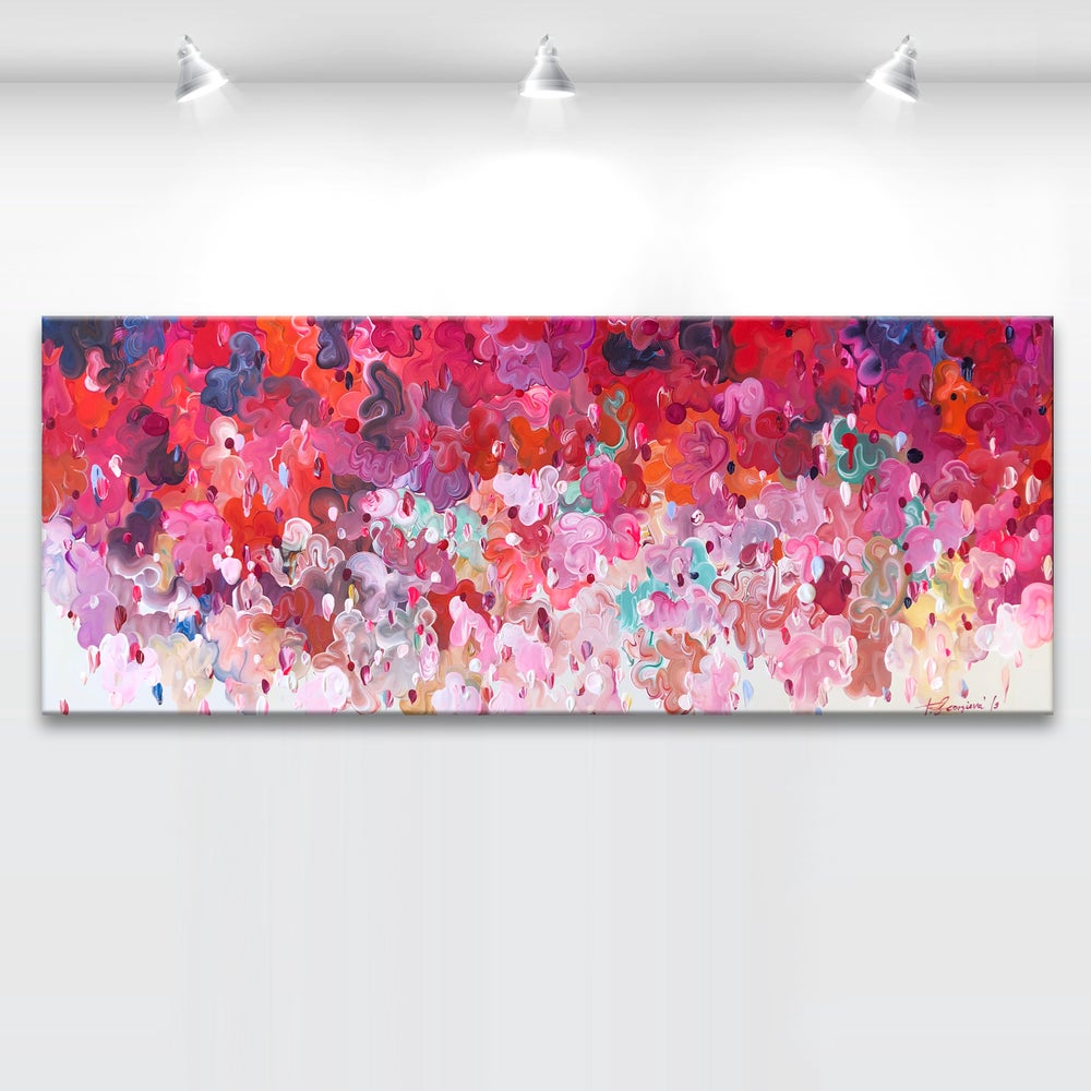 Image of Summer berries - 152x60cm