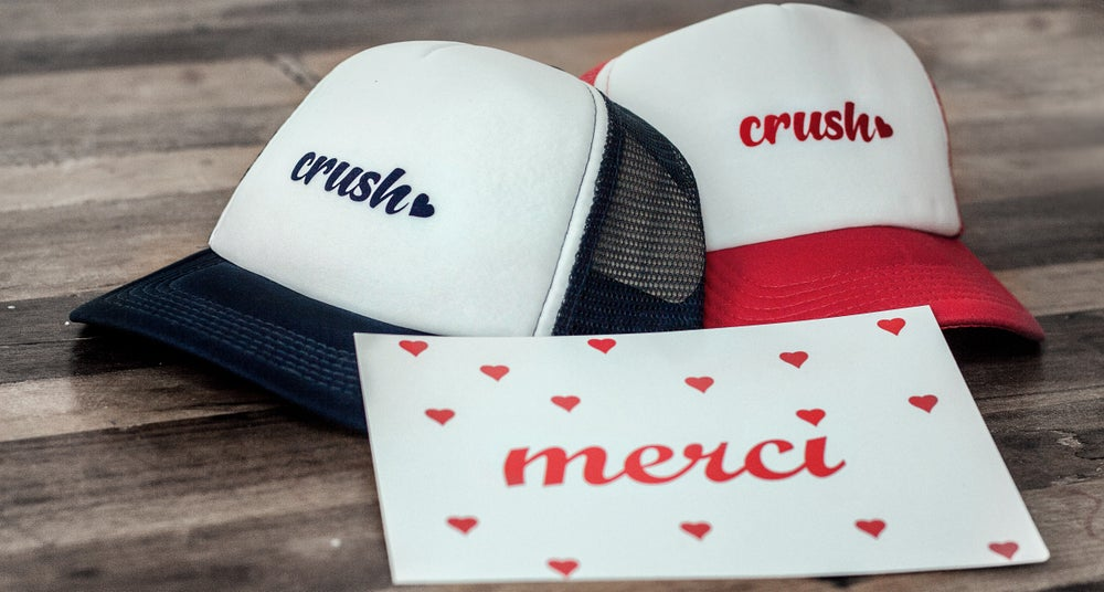 Image of Casquette Crush ❤️
