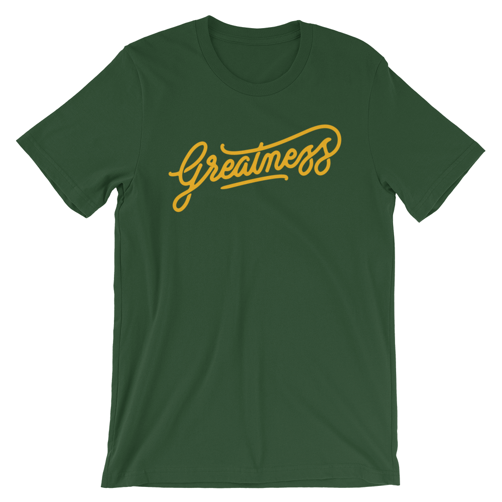 Image of GREATNESS T