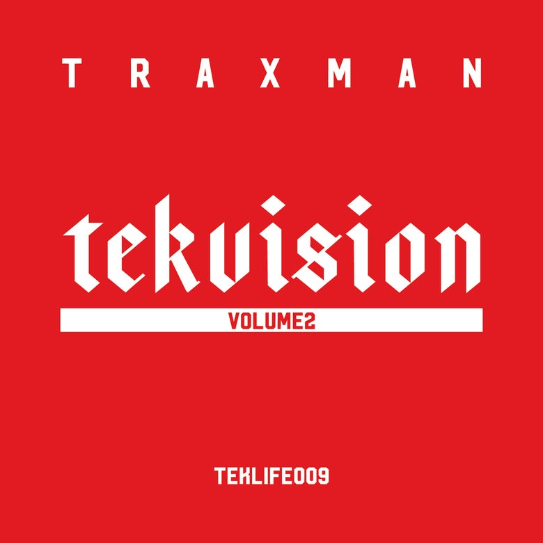 Image of TEKVISION volume 2 by Traxman