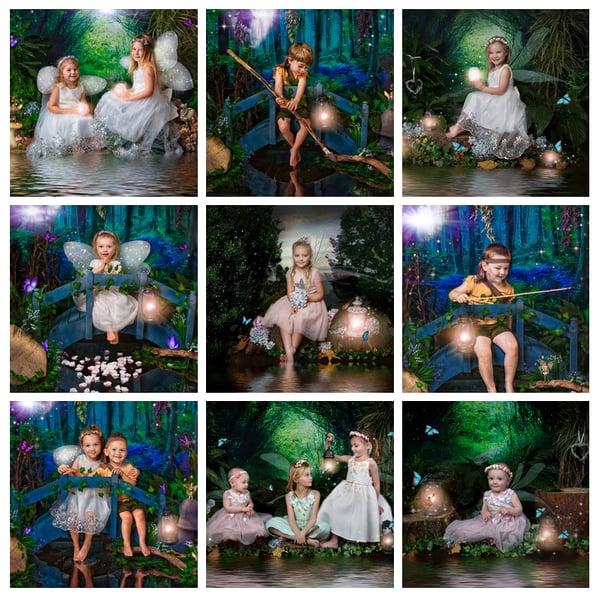 Image of Fantasy Fairy & Elf Mini Sessions