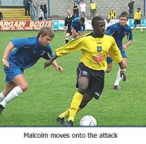 Image of Match Worn 2004/06 TFG Third Shirt