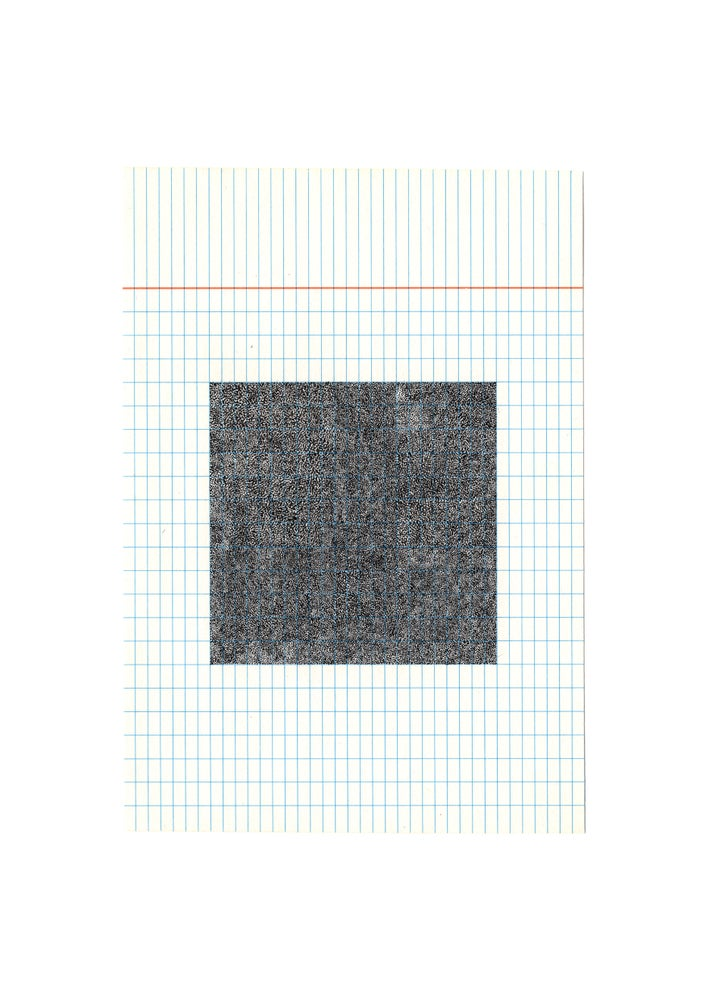 Image of Square A - Print