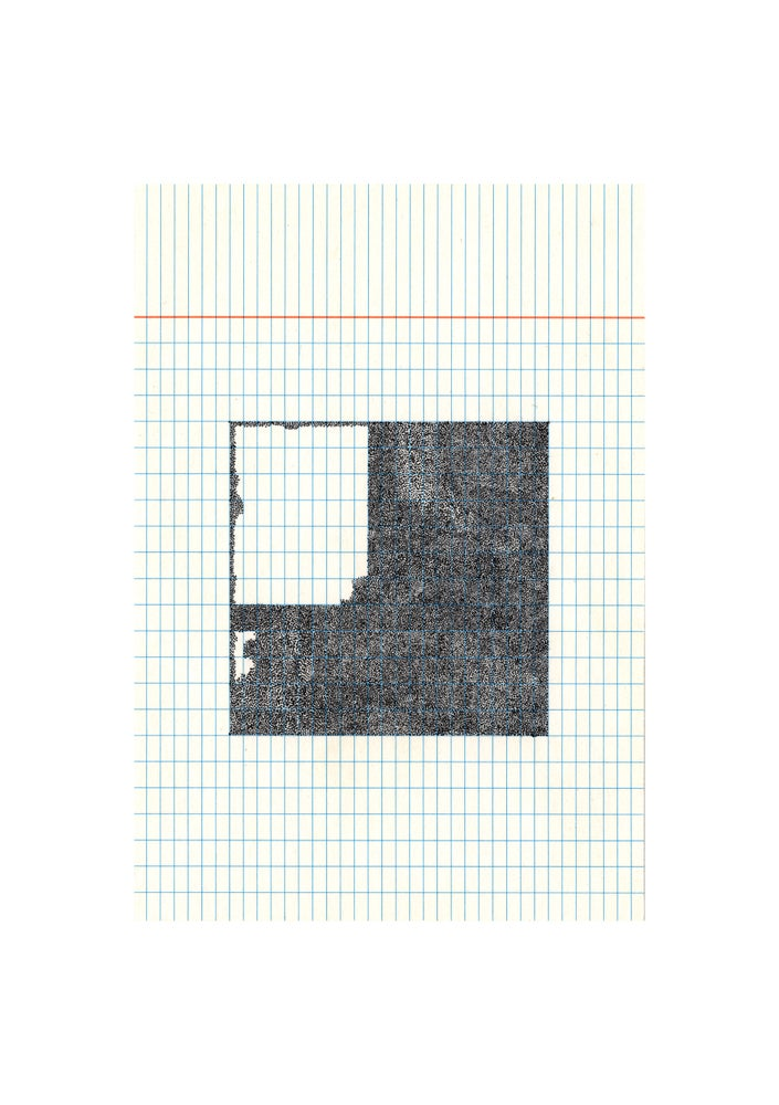 Image of Square B - Print