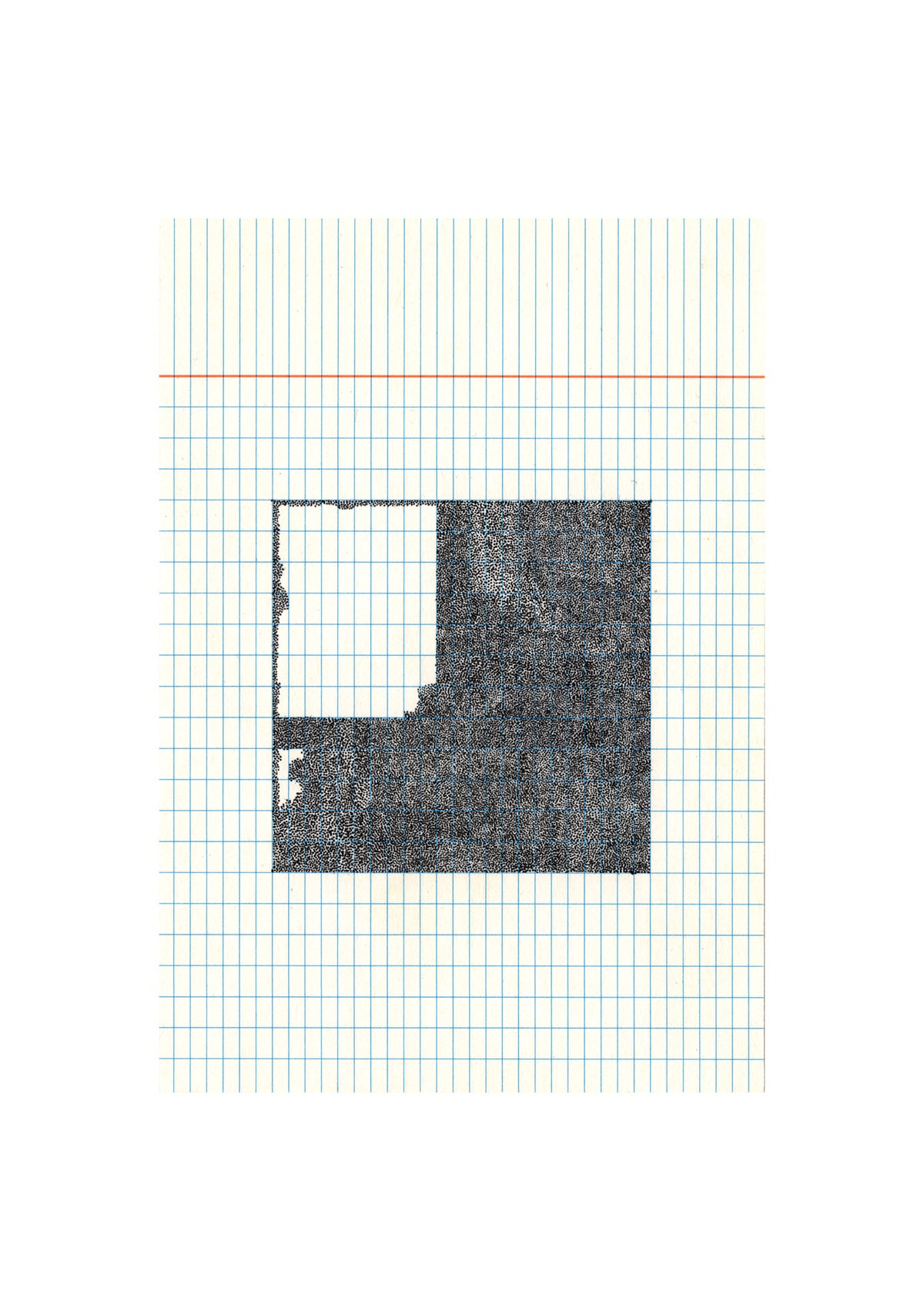 Image of Square B - Print