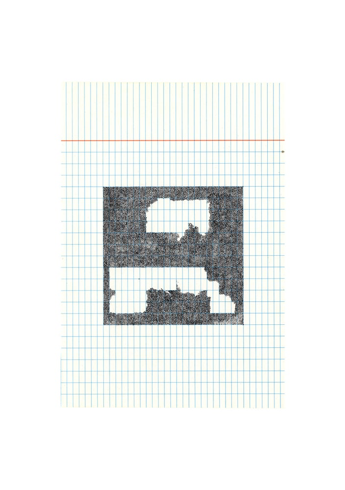 Image of Square C - Print