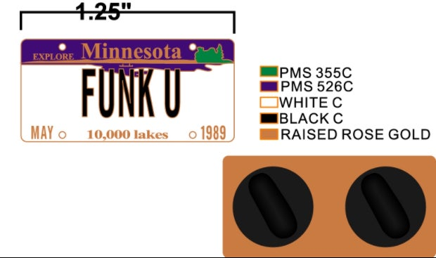 Image of FUNK U (SHIPS AUGUST 23rd)