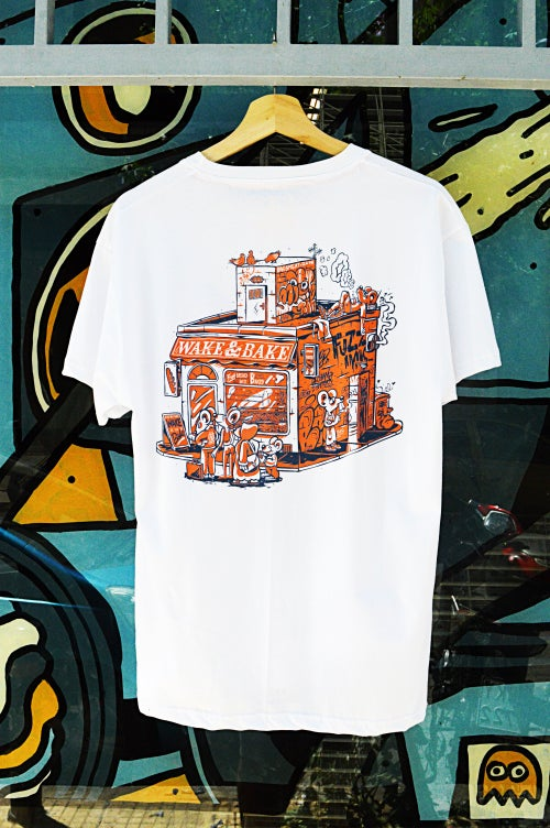 Image of Wake n' Bake T-shirt