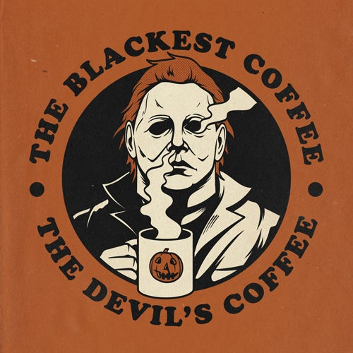 Image of DEVIL'S COFFEE PRINT *PRE-ORDER*