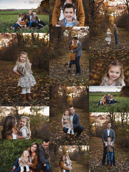 Image of Fall Petite Sessions