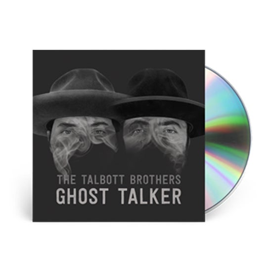 Image of GHOST TALKER CD (PRE-ORDER)