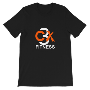 Image of C3X Fitness Signature T-shirt (Black) UNISEX