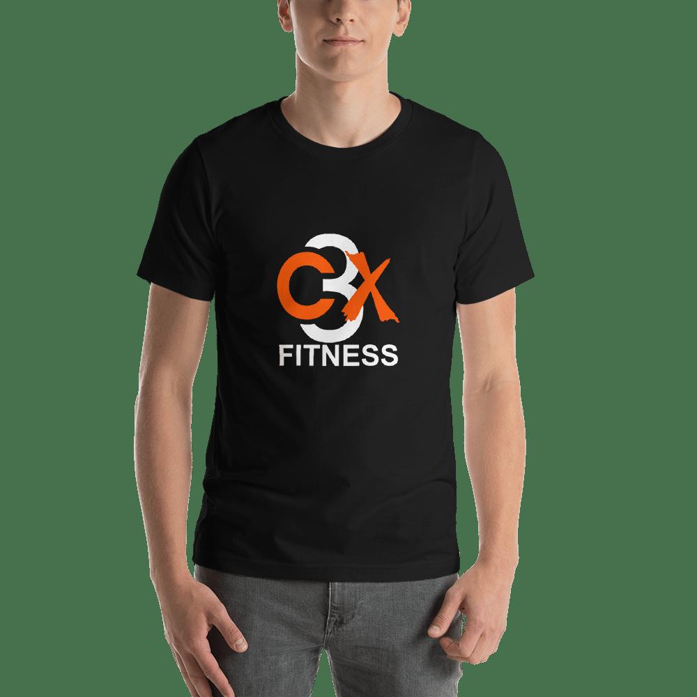C3X Fitness Signature T-shirt (Black) UNISEX