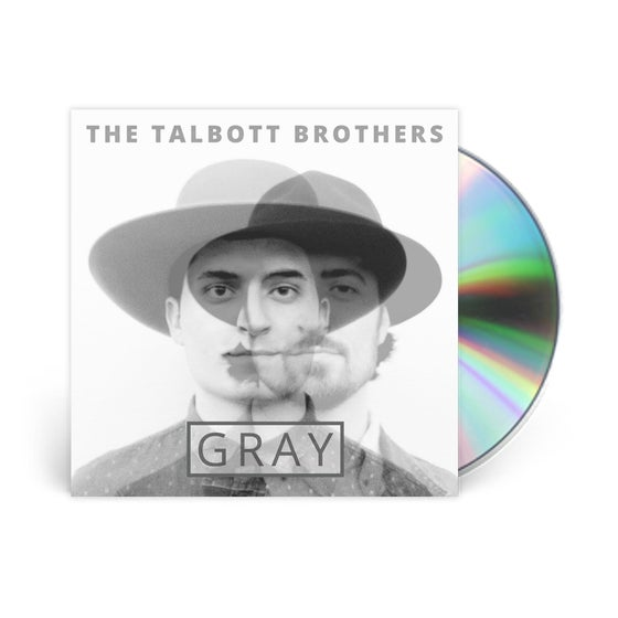 Image of Gray CD