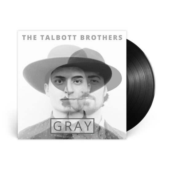 Image of Gray Vinyl