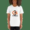 C3X Fitness Signature T-shirt (White) UNISEX