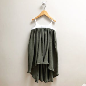 Image of Moss Maxi Sundress