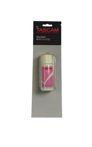 Image of Tascam Professional AudioTape - Spray Head Cleaner 2 oz