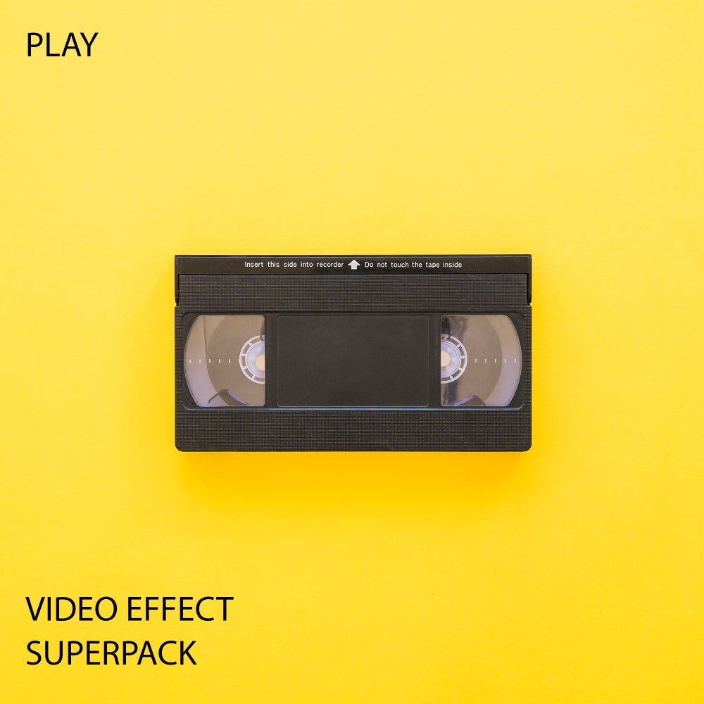 Image of Video Effect Bundle - Super Pack!!!