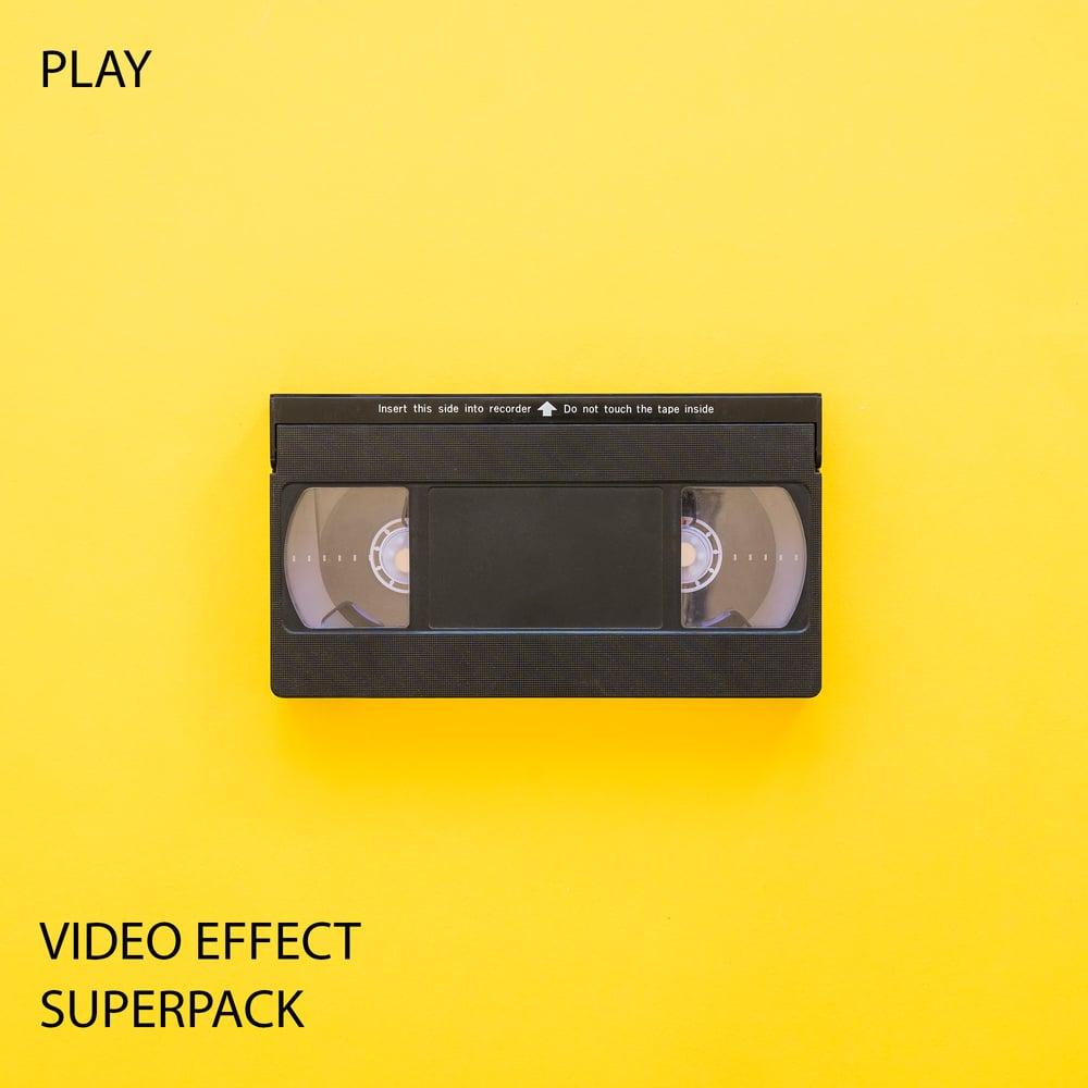 Image of Video Effect Bundle - Super Pack!!!