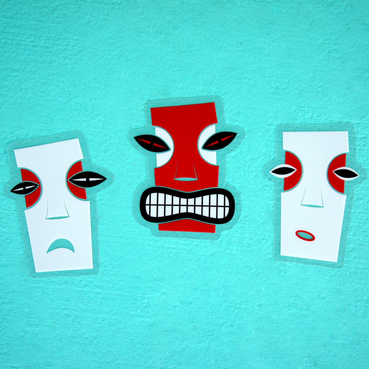 Image of Tiki Tiki Tiki Sticker Pack