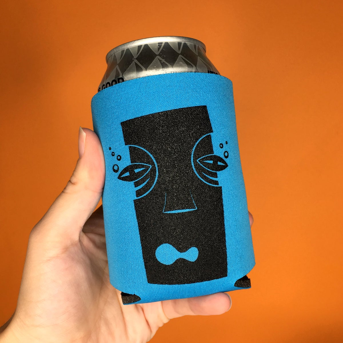 Too Drunk Tiki Koozie