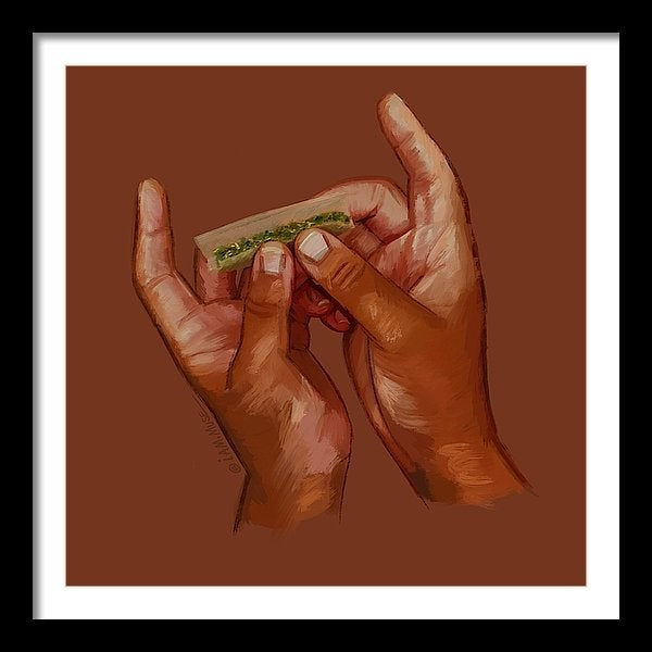 """Image of """"Green Thumb"""" Collector's Edition (Black Hands Series)"""