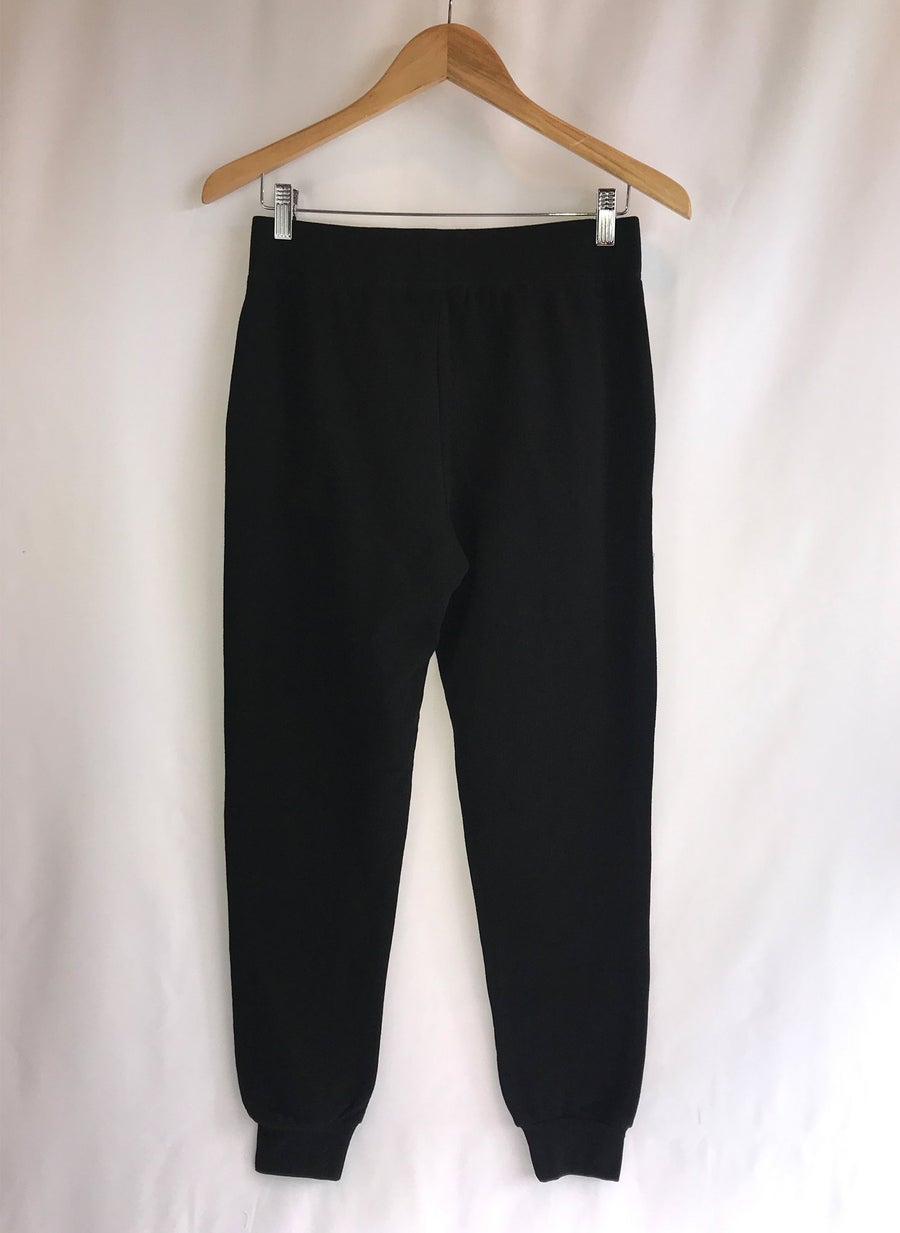 Image of 'Ashley' Black Sweatpants