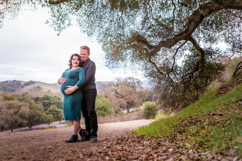 Image of September 28th Pleasanton rolling hills and forest Mini Sessions