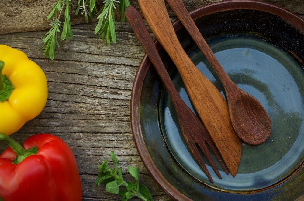 Image of Woodware Set