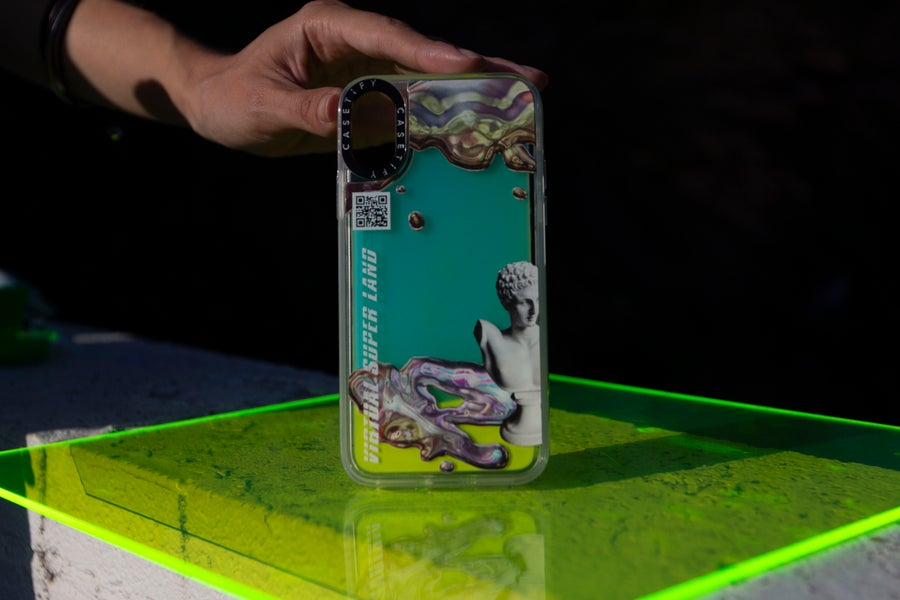 Image of Original Casetify x Virtual Super Land Phone Case